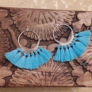 Jewelry - NEW Bohemian Tassel Earrings